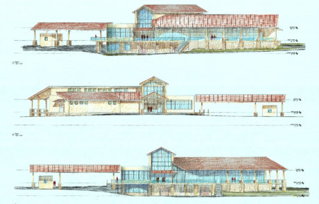 Ashbrook Golf Clubhouse Plans