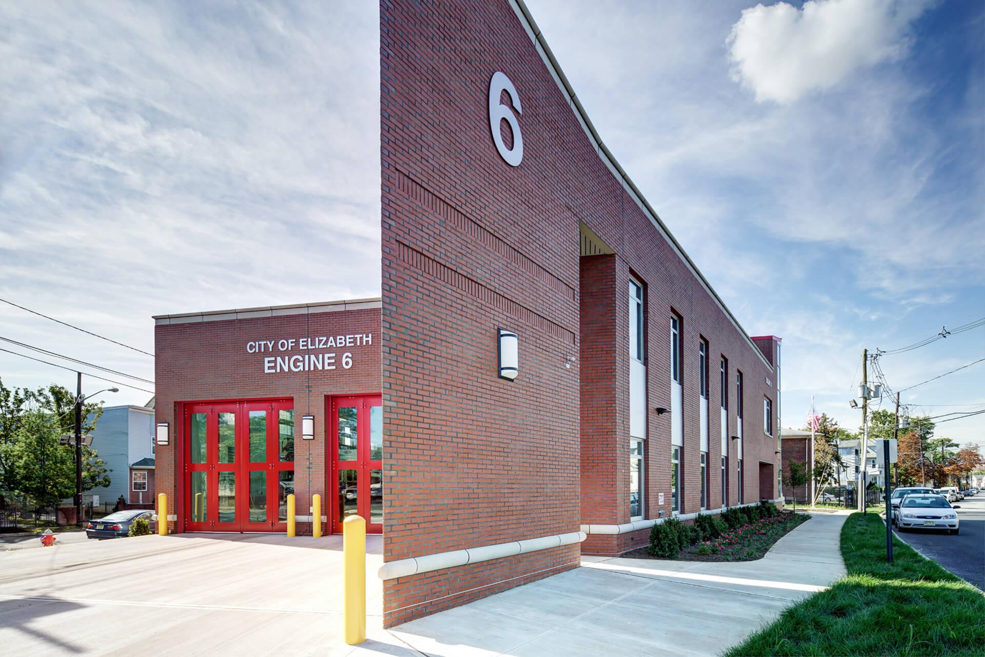 Elizabeth Fire House 6 Exterior