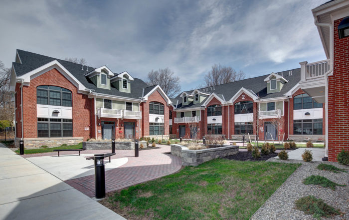 Kean Housing- Exterior