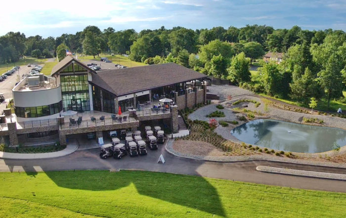 Ashbrook Golf Clubhouse