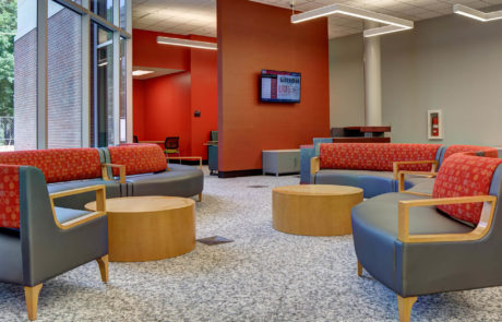 UCC Student Services Center Lounge