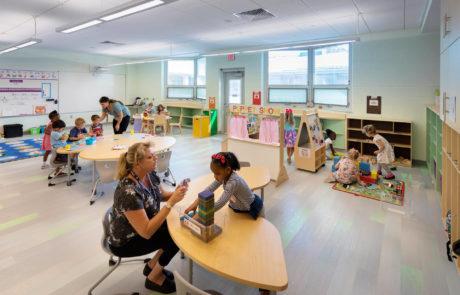 North Hanover Endeavor School Classroom