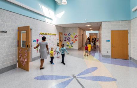 North Hanover Endeavor School Hallway