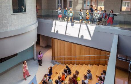North Hanover Endeavor School Interior