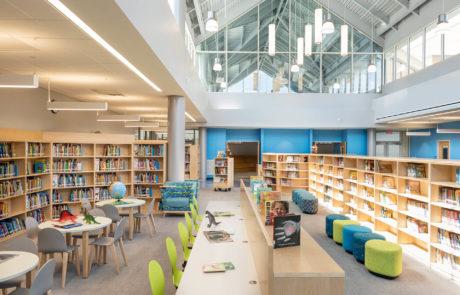 North Hanover Endeavor School Library