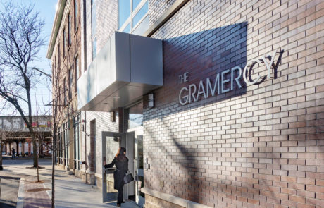 The Gramercy Entrance