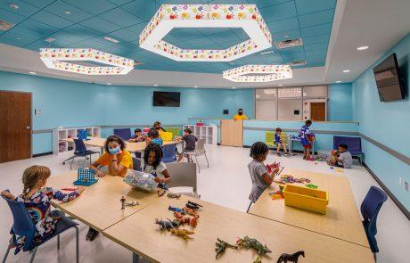Piscataway Community Center Classroom