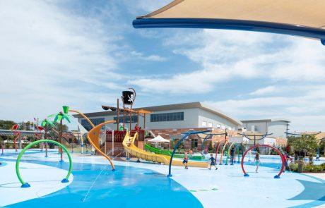 Piscataway Community Center Splash Park