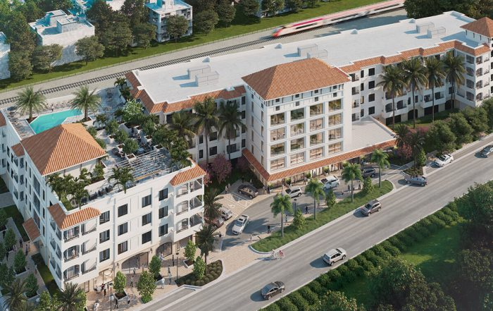 The 301 in Delray Exterior